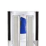 packshotone with LED light moveable front panels