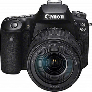 canon camera product photography