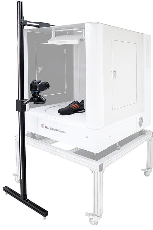 repeatable view stand product photography