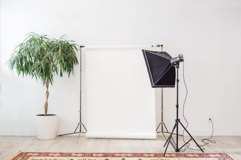 shooting space product photography