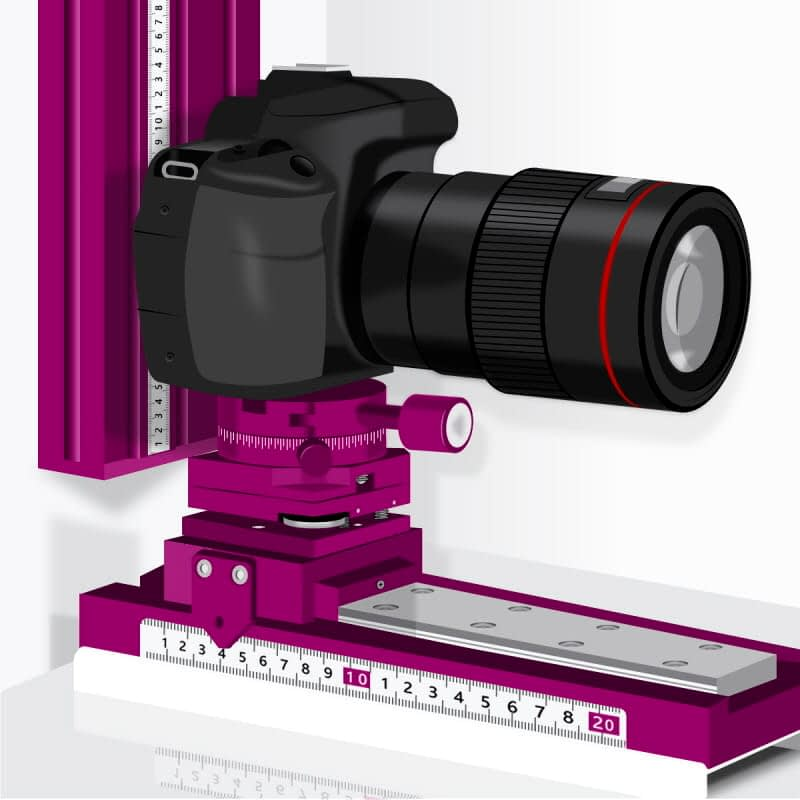 camera stand for jewelry photography