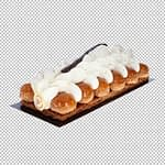 automatically delete the background of food products photos