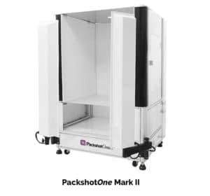 PackshotOne Mark II for still product photography