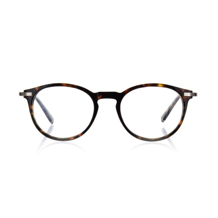 photo of eyglasses taken from the front