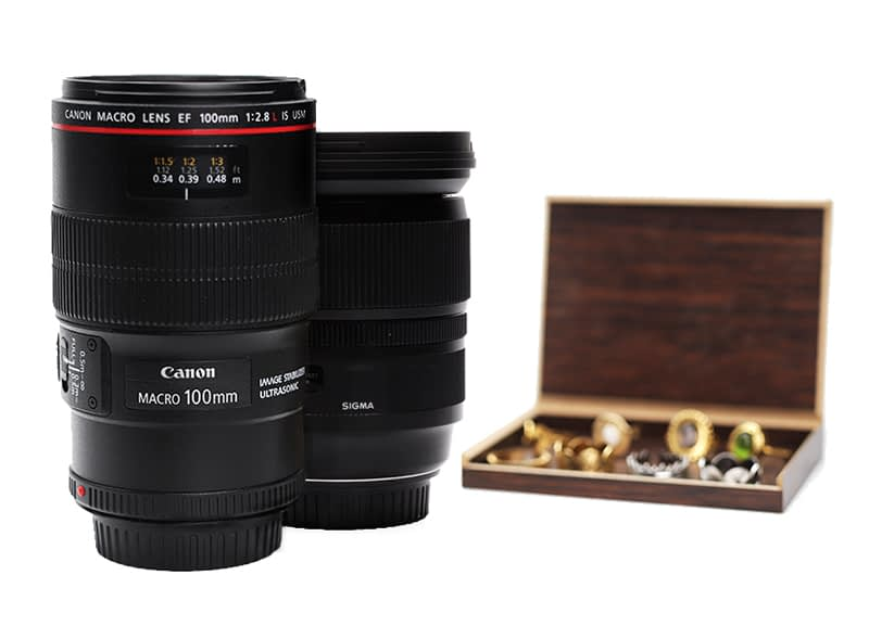 best macro lenses for jewelry photography