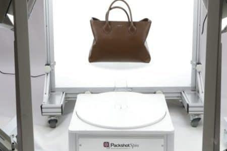 360 automated photo studio for clothes & accesories