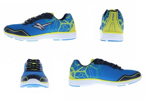photo chaussures multi-angles