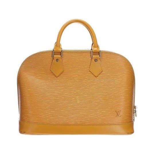 example of leather goods photography